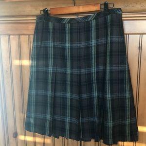 Loft wool skirt size 8